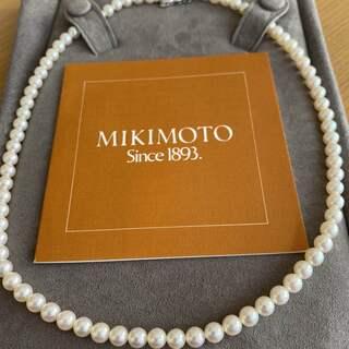 MIKIMOTO - ミキモト パールネックス