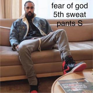 FEAR OF GOD - FEAR OF GOD 5th Heavy Terry Sweat Pants