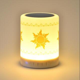 Disney - 塔の上のラプンツェル Bluetoothスピーカー・LEDライト ランタン