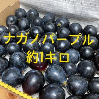 ナガノパープル 約1キロ(フルーツ)