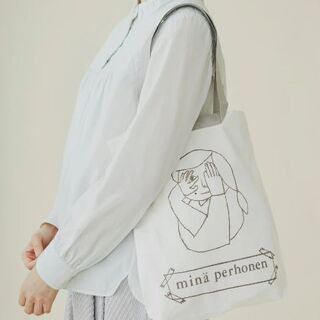 mina perhonen - 非売品・ミナペルホネン chirari バッグ 2021-22 a/w