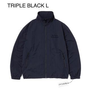 1LDK SELECT - ennoy エンノイ/ナイロン ジャケットTRIPLE BLACK L