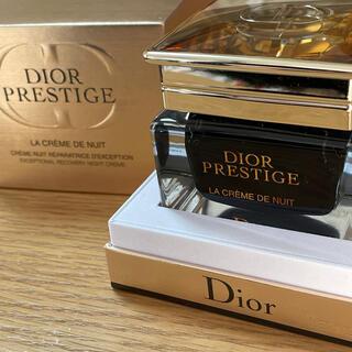 ディオール(Dior)のDior ディオール プレステージ ラ クレーム ニュイ 新品(フェイスクリーム)