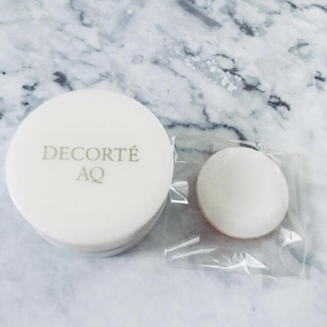 COSME DECORTE(コスメデコルテ)のコスメデコルテAQ  クッションファンデーション トーンアップ 000 コスメ/美容のベースメイク/化粧品(ファンデーション)の商品写真
