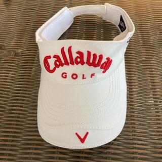 キャロウェイ(Callaway)のCallaway ゴルフサンバイザー(その他)