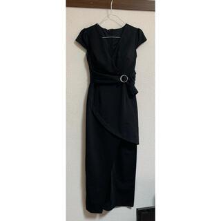 dazzy store - ロングドレス キャバ 黒