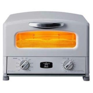 アラジン グラファイト グリル&トースター 4枚焼き グレー