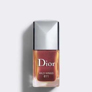 ディオール(Dior)のDior 限定色 ヴェルニ 811(マニキュア)