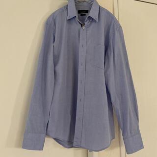 ZARA - ZARAMEN メンズデニムカラーシャツ