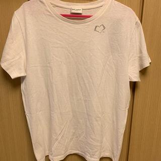 サンローラン(Saint Laurent)の正規未使用 19SS Saint Laurent サンローランパリ Tシャツ(Tシャツ/カットソー(半袖/袖なし))