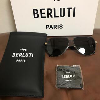 ベルルッティ(Berluti)のベルルッティ サングラス BL40005U 眼鏡 アレッサンドロ アンディ(サングラス/メガネ)
