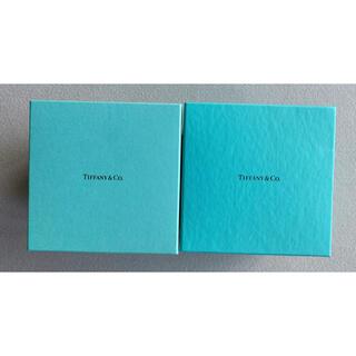 ティファニー(Tiffany & Co.)のTIFFANY ティファニー 箱 BOX(その他)