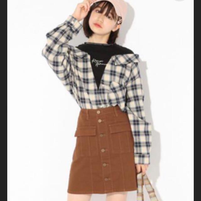 repipi armario(レピピアルマリオ)の美品! レピピアルマリオ  スカート パンツ ピンクラテ  ラブトキシック  キッズ/ベビー/マタニティのキッズ服女の子用(90cm~)(スカート)の商品写真