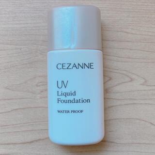 CEZANNE(セザンヌ化粧品) - セザンヌ リキッドファンデ