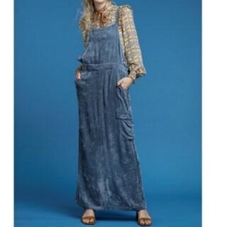 ダブルスタンダードクロージング(DOUBLE STANDARD CLOTHING)のDOUBLE STANDARD CLOTHING ジャンパースカート(ロングスカート)