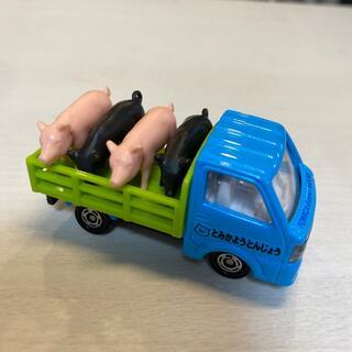 トミー(TOMMY)の【限定】トミカ イベントモデル スズキ キャリイ ぶた運搬トラック(ミニカー)