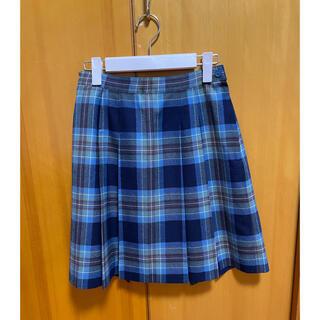 ザスコッチハウス(THE SCOTCH HOUSE)のスコッチハウス タータンチェックプリーツスカート(ひざ丈スカート)