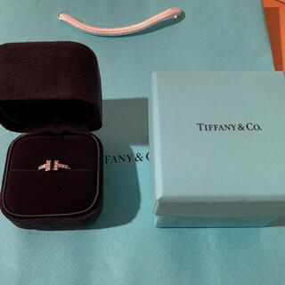 Tiffany & Co. - Tiffany ティファニー Tワイヤー リング カルティエ ブレスレット