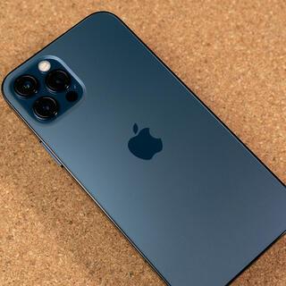 Apple - iPhone 12 Pro Max パシフィックブルー 256 GBSIMフリー