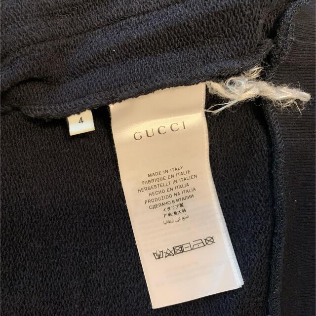 Gucci(グッチ)のGUCCIキッズ 4 キッズ/ベビー/マタニティのキッズ服男の子用(90cm~)(ジャケット/上着)の商品写真