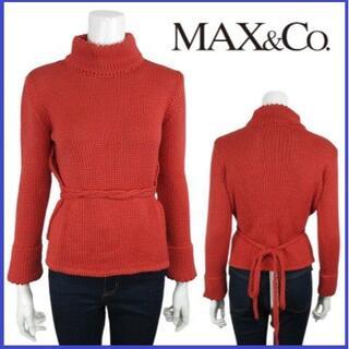 マックスアンドコー(Max & Co.)のマックスアンドコー MAX&Co. tricot ニット セーター カットソー(ニット/セーター)