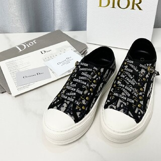 Dior - クリスチャンディオールdiorスニーカー 男女兼用