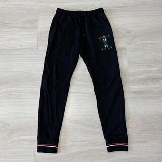 フェンディ(FENDI)の正規 FENDI フェンディ スウェット パンツ ブラック メンズ U102(その他)