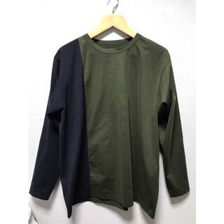ソフネット(SOPHNET.)のSOPHNET ソフネット 長袖Tシャツ L/S SPLIT CUT&SEWN(Tシャツ/カットソー(七分/長袖))
