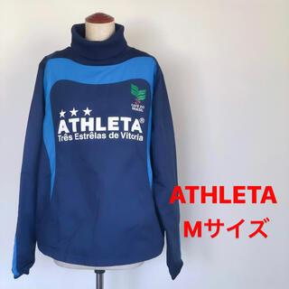 ATHLETA - ATHLETA アスレタ 長袖タートルネック Mサイズ サッカー フットサル