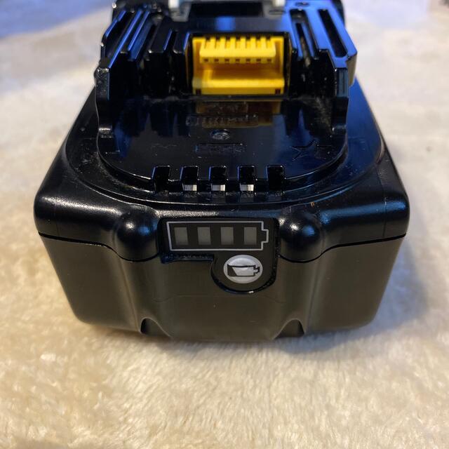 Makita(マキタ)のマキタ LB1860B 6.0Ah 18V スマホ/家電/カメラのスマートフォン/携帯電話(バッテリー/充電器)の商品写真