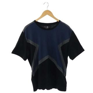 HYDROGEN - ハイドロゲン HYDROGEN Tシャツ カットソー スターデザイン 半袖 L