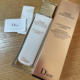 ディオール(Dior)のDior ディオール プレステージ  ホワイトオレオ エッセンスローション 新品(化粧水/ローション)