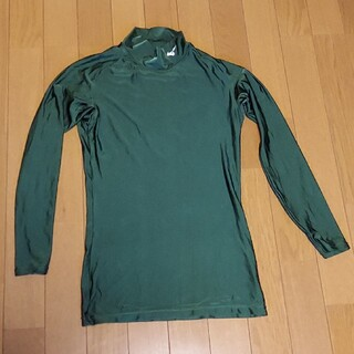 ミズノ(MIZUNO)のミズノインナー 深緑 Mサイズ(ウェア)