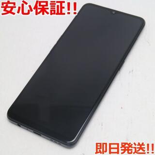 オッポ(OPPO)の新品同様 SIMフリー OPPO Reno3 A ブラック (スマートフォン本体)