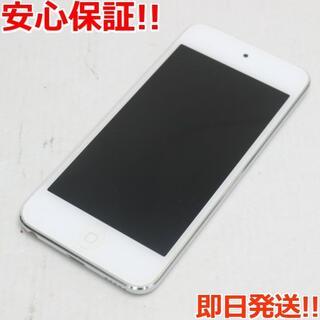 アイポッド(iPod)の超美品 iPod touch 第5世代 64GB シルバー (ポータブルプレーヤー)