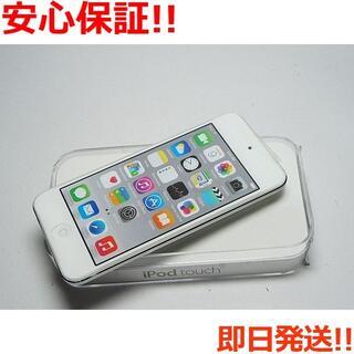 アイポッド(iPod)の新品 iPod touch 第6世代 32GB シルバー (ポータブルプレーヤー)