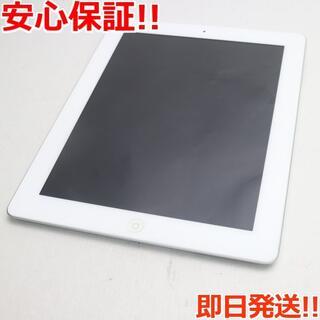 アップル(Apple)の新品同様 iPad第4世代Wi-Fi32GB ホワイト (タブレット)