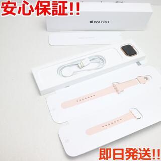 アップル(Apple)の新品同様 Apple Watch SE GPS 40mm  ゴールド(その他)
