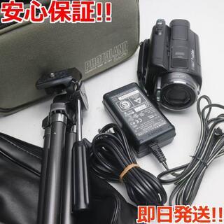 ソニー(SONY)の新品同様 HDR-SR8 ブラック (ビデオカメラ)