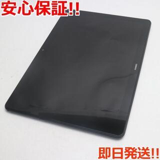 アンドロイド(ANDROID)の美品 MediaPad T5 Wi-Fiモデル ブラック (タブレット)