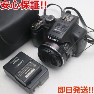 パナソニック(Panasonic)の超美品 DMC-FZ150 ブラック (コンパクトデジタルカメラ)