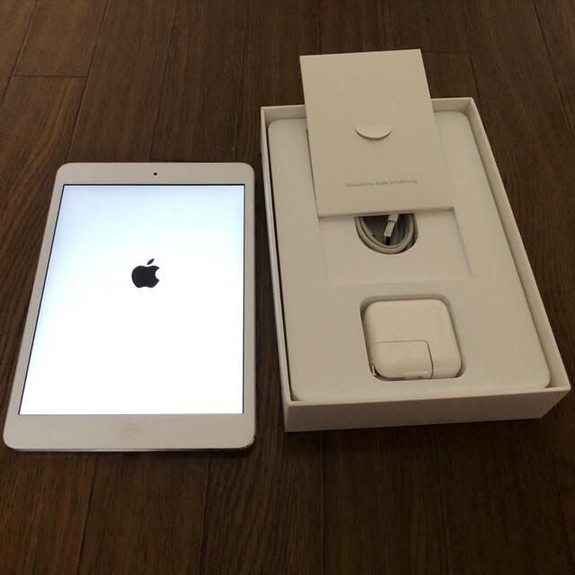 Apple(アップル)のiPad mini2 16GB Wi-Fi アイパットミニ2世代 スマホ/家電/カメラのPC/タブレット(タブレット)の商品写真