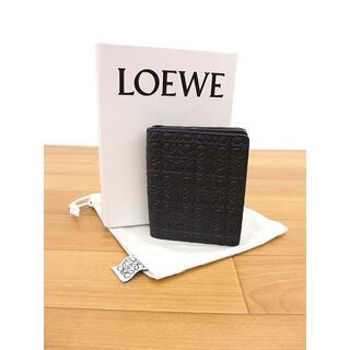 LOEWE - 未使用 ロエベ 109.55.Z41 コンパクト ジップ ウォレット 21SS