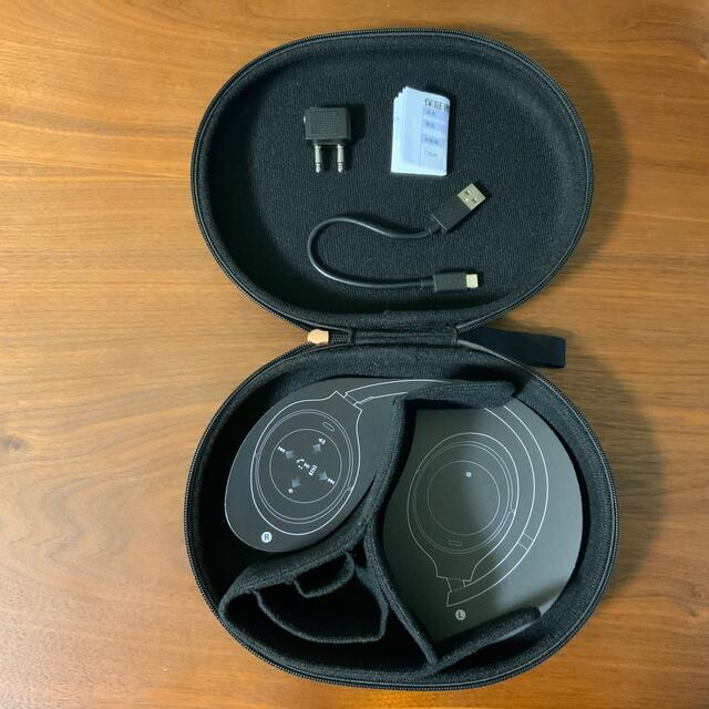 SONY(ソニー)のSONY ソニー WH-1000XM3 ヘッドホン スマホ/家電/カメラのオーディオ機器(ヘッドフォン/イヤフォン)の商品写真