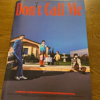 """シャイニー(SHINee)のSHINee CD """"Don't Call Me""""(K-POP/アジア)"""
