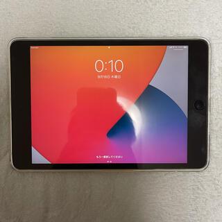 iPad - iPad mini 5 wifi+cellular 256GB スペースグレー