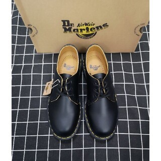 Dr.Martens - Dr.martens UK8 靴 シューズ ドクターマーチン 3ホール 1461