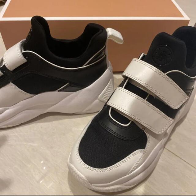 Michael Kors(マイケルコース)のMICHAEL MICHAEL KORS  KEELEY スニーカー レディースの靴/シューズ(スニーカー)の商品写真