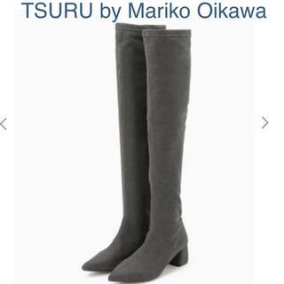 TSURU by Mariko Oikawa - TSURU by Mariko Oikawa/Caren グレー 39  ☆