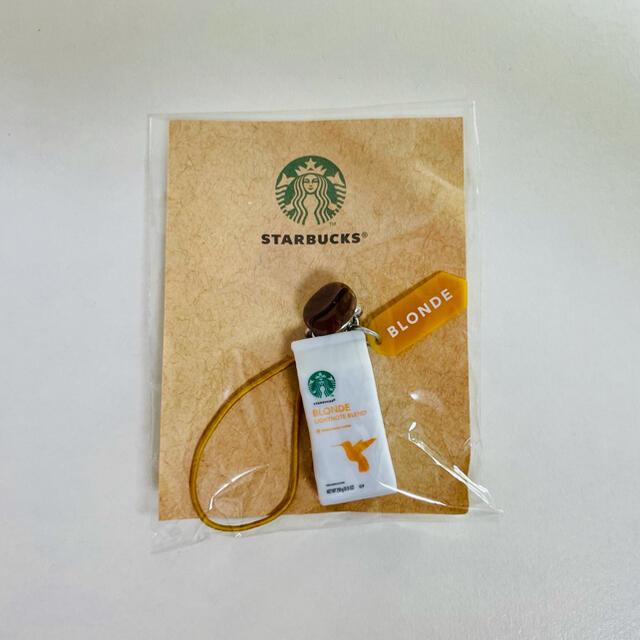 Starbucks Coffee(スターバックスコーヒー)の【新品、非売品】スターバックスローストレベルストラップ 3つセット エンタメ/ホビーのコレクション(ノベルティグッズ)の商品写真